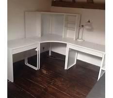 Best Diy corner desk for two