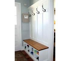 Best Diy entryway bench plans.aspx