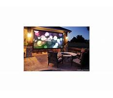 Best Diy folding projector screen