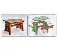 Best Diy footstool plans.aspx