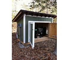 Best Diy generator shed.aspx