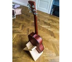 Best Diy guitar stand wood.aspx