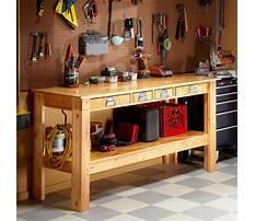 Best Diy handyman workbench