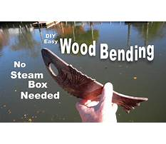 Best Diy how to bend wood the easy way no steam box needed