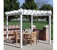Best Diy pergolas kits