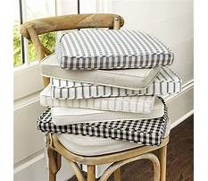 Best Diy seat cushions for kitchen chairs