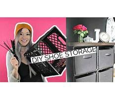 Best Diy shoe storage w zip ties milk crates laci jane