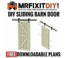 Best Diy sliding barn door plans.aspx