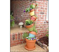 Best Diy stacked planter boxes