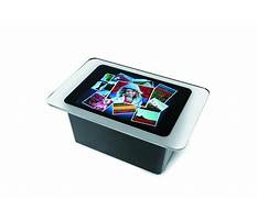 Best Diy touch screen table.aspx