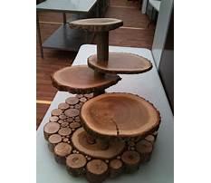 Best Diy wood cake stand.aspx