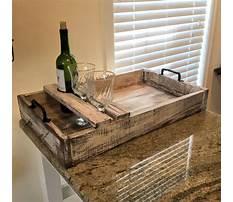 Best Diy wood serving tray.aspx