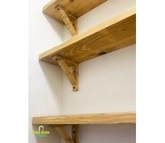 Best Diy wood shelf brackets.aspx
