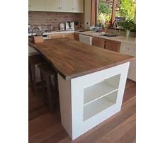 Best Diy wooden benchtop