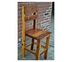 Best Diy wooden chair.aspx