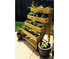 Best Diy wooden garden planters