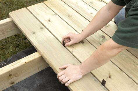 Do It Yourself Deck Plans