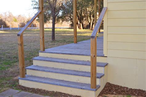 Do It Yourself Front Door Stair Railing