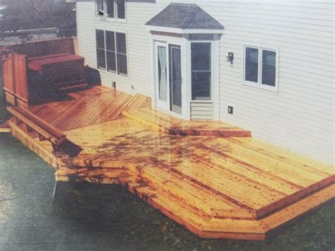 Do It Yourself Hot Tub Deck Plans
