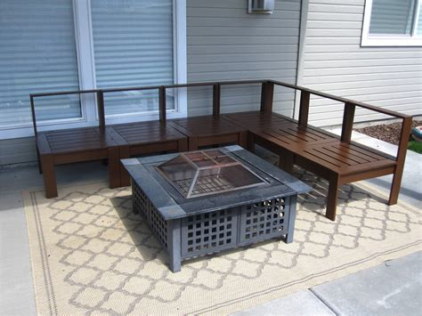 Do It Yourself Outdoor Wood Furniture