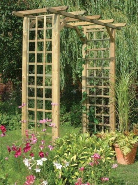 Do It Yourself Plans For Arbors And Trellis