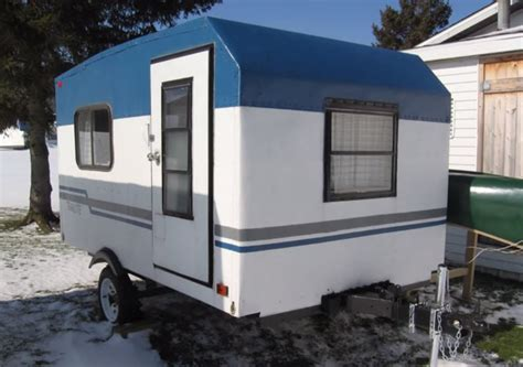 Do It Yourself Plans To Build Camper Trailer