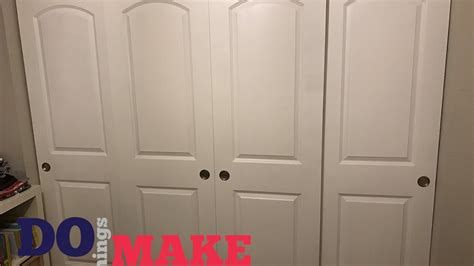 Do It Yourself Sliding Closet Doors