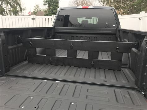Do It Yourself Truck Bed Divider