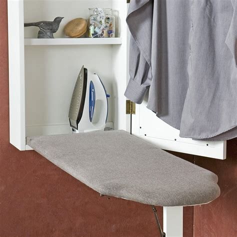 Do It Yourself Wall Mounted Ironing Board