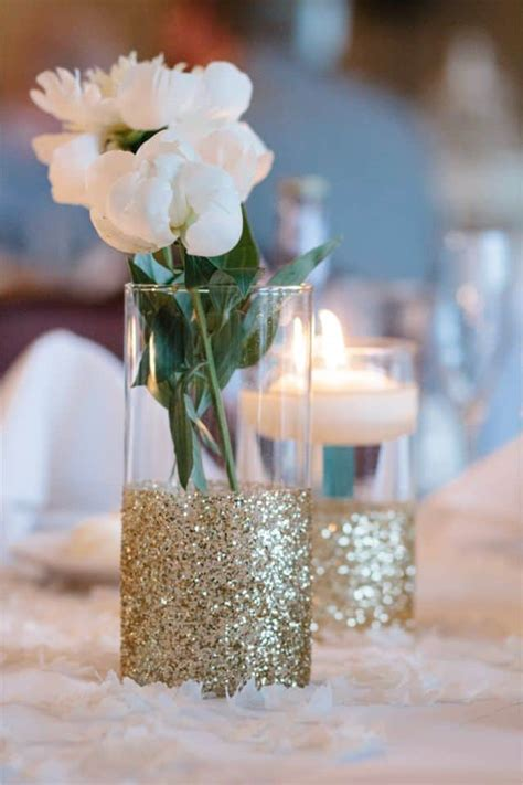 Do It Yourself Wedding Table Centrepieces
