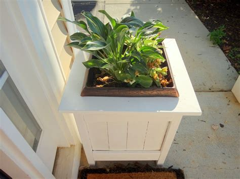 Do It Yourself Wood Planters