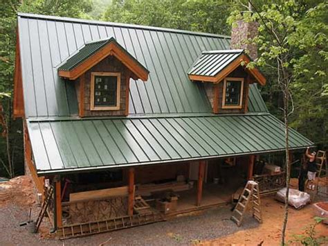 Do-It-Yourself-Cabin-Plans