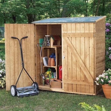 Do-It-Yourself-Tool-Shed-Plans