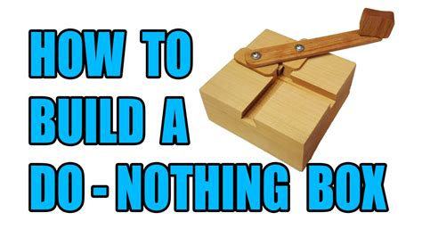 Do-Nothing-Box-Plans