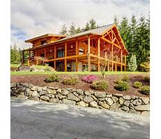 Best Do it yourself building a log home