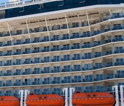 Does Anyone Have Updated Deck Plans For Celebrity Infinity