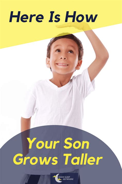 Does Sleep Help You Grow Taller And How To Grow 6 Inches Taller Naturally