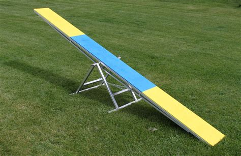 Dog Agility Teeter Totter Plans