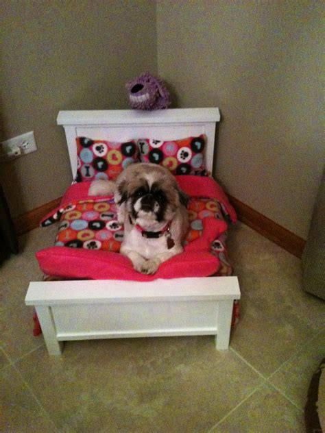 Dog Bed Diy Ideas Ana White Farmhouse