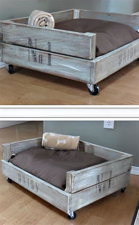 Dog Bed Diy Pinterest Ideas