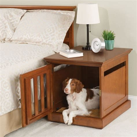 Dog Bed Nightstand Diy Ideas