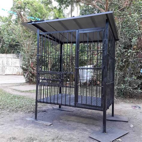 Dog Cage Making Video