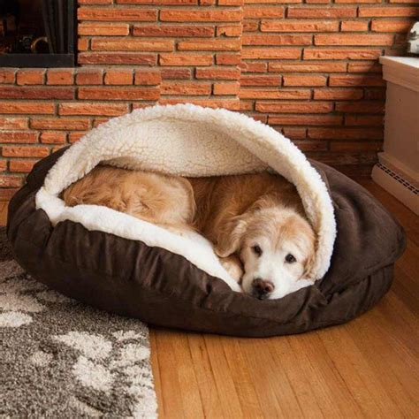 Dog Cave Bed Diy Decor