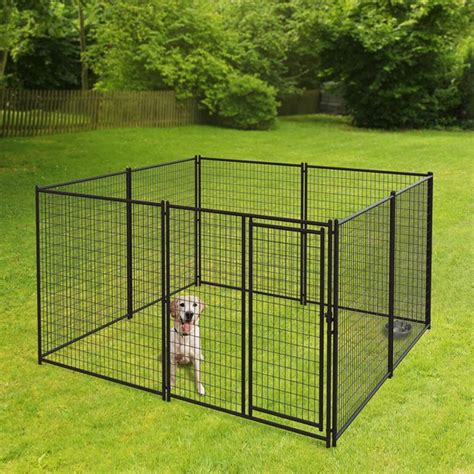 Dog Kennel Plans For Welded Wire