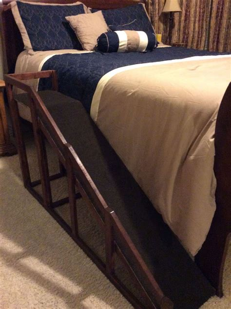 Dog Ramp For High Bed Diy Ideas
