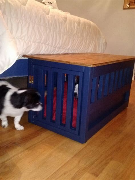 Dog-Crate-Bench-Diy