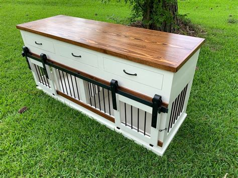 Dog-Crate-Plans-Wood