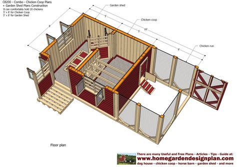 Dog-House-Chicken-Coop-Plans