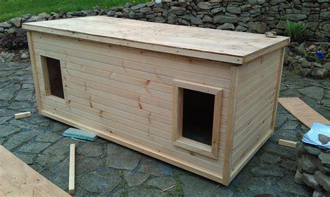 Dog-House-Insulated-Diy