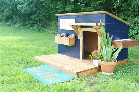 Dog-House-Plans-For-Hot-Weather